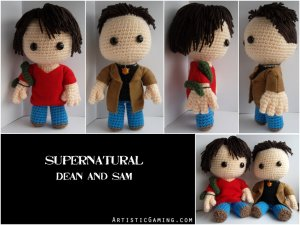 dean_and_sam___supernatural_by_gamerkirei-d4mi67y